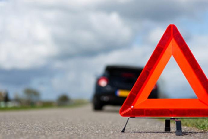 В Барановичском районе Citroen насмерть сбил пешехода