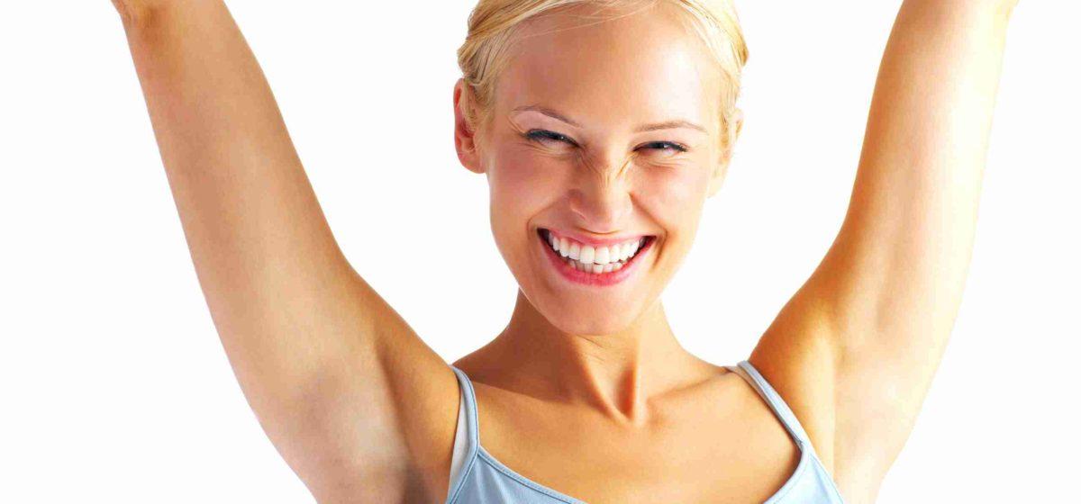 Подмышки: пять признаков проблем со здоровьем