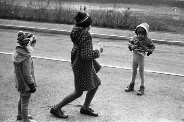 Тест. Помните ли вы, как играть в дворовые игры?