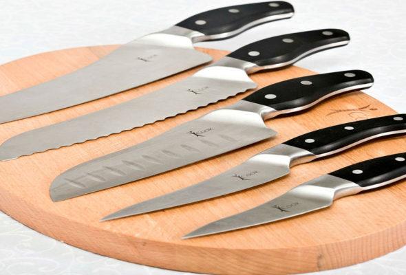 Кухонные ножи должны быть качественными