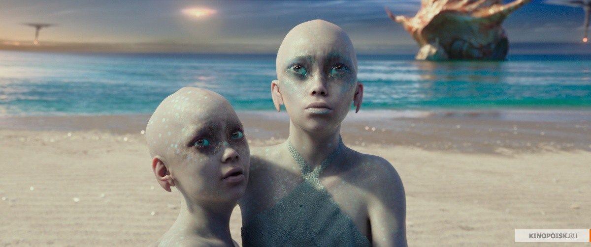 Фильм, на который стоит сходить: «Валериан и город тысячи планет»