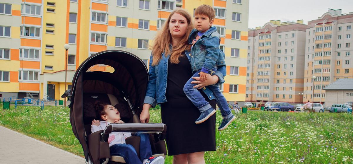 Сотрудники ОАО «Торгмаш» в Барановичах собрали деньги на покупку коляски для 7-летней девочки-инвалида