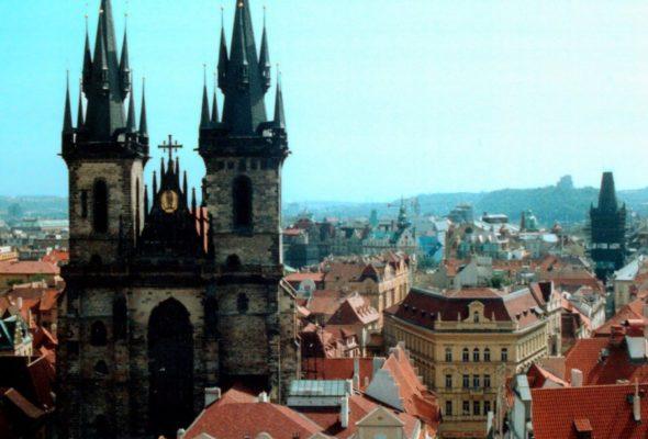 В Праге побывать должен каждый