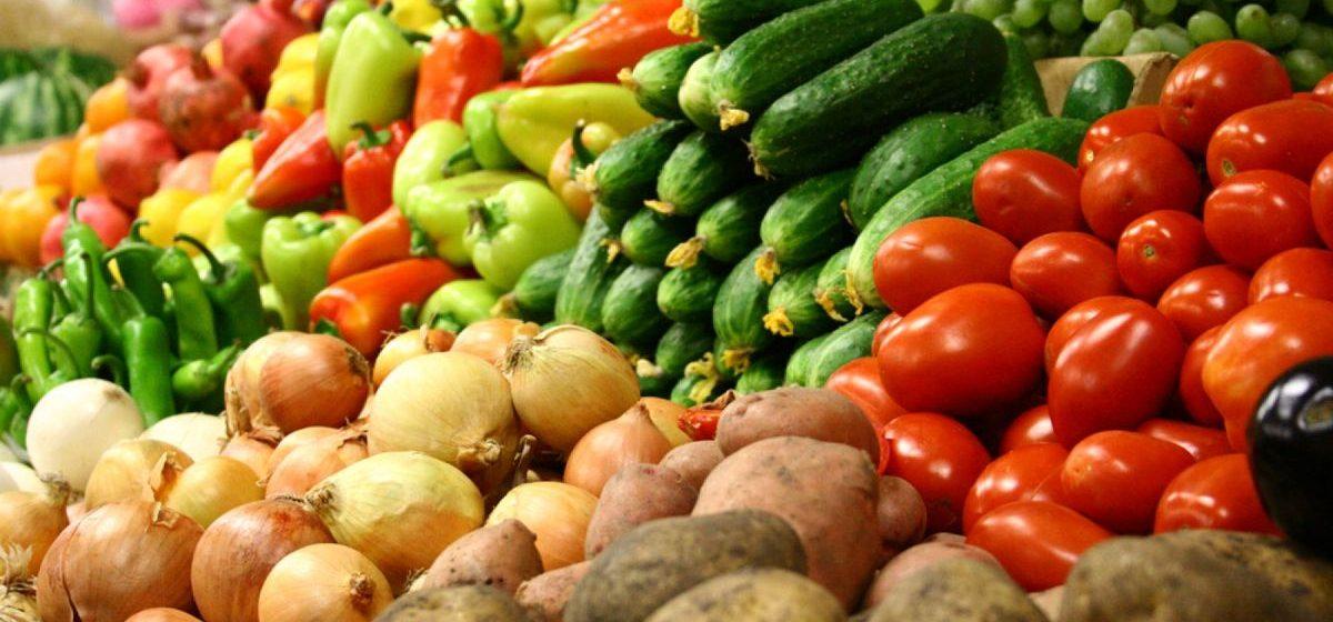 Что почем. На барановичских рынках цены на овощи пошли вверх