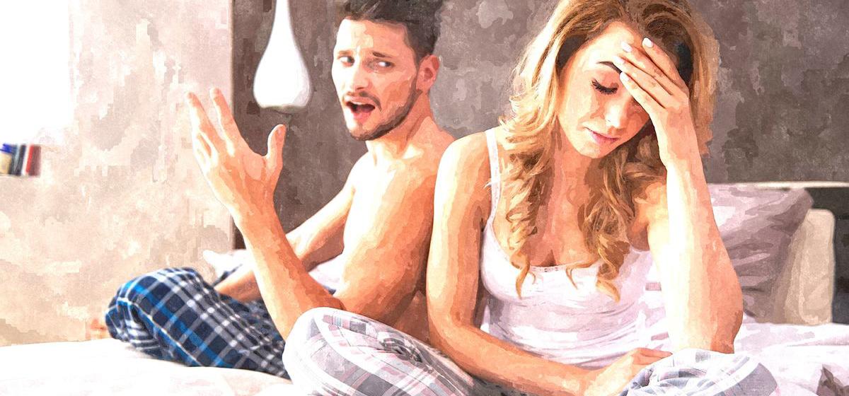 Отношения. Что делать, если муж во всех ссорах винит меня