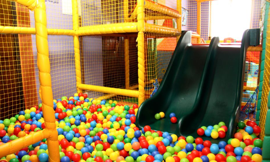 В Барановичах 1 сентября дети смогут бесплатно поиграть в игровом лабиринте