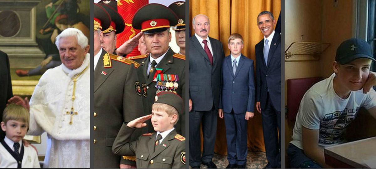 Десять шагов: как в СМИ раскручивали персону Коли Лукашенко