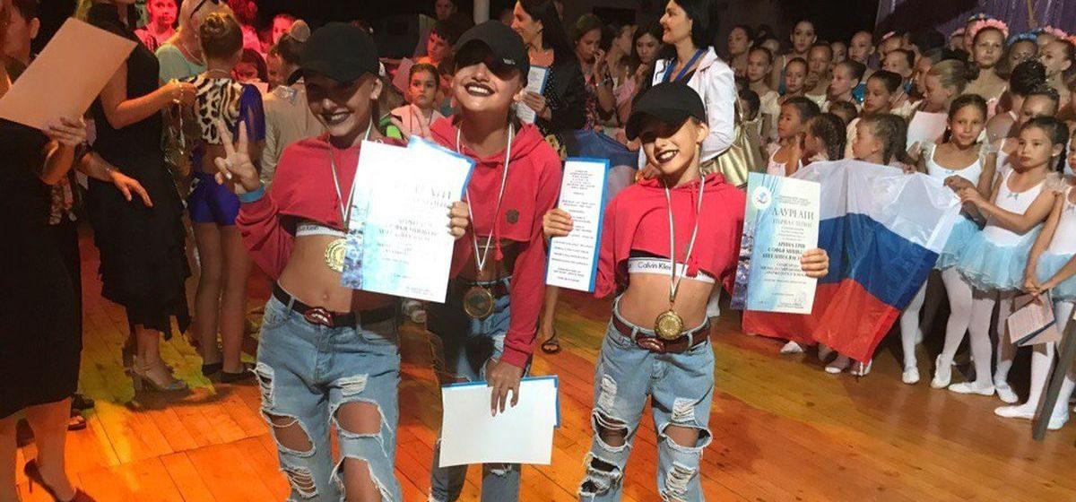 Барановичские танцоры выступили на VI международном фестивале «Мир, Искусство и Море»