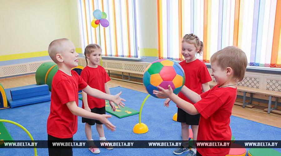 В белорусских детских садах станет больше кружков и занятий по интересам
