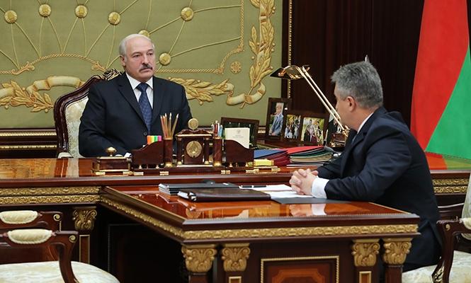 Лукашенко: «Мы даем большую свободу нашему бизнесу, идите – работайте»