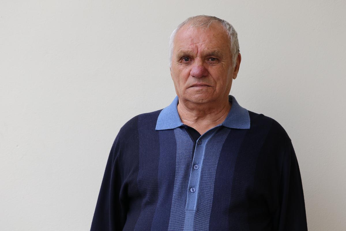 Василий Дрыга.