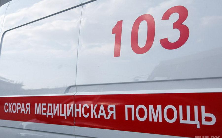 В Могилеве мужчина упал с балкона четвертого этажа и разбился