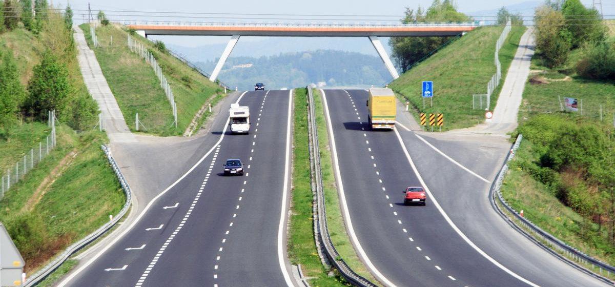 В правительстве утвердили развитие и содержание автодорог Беларуси до 2020 года