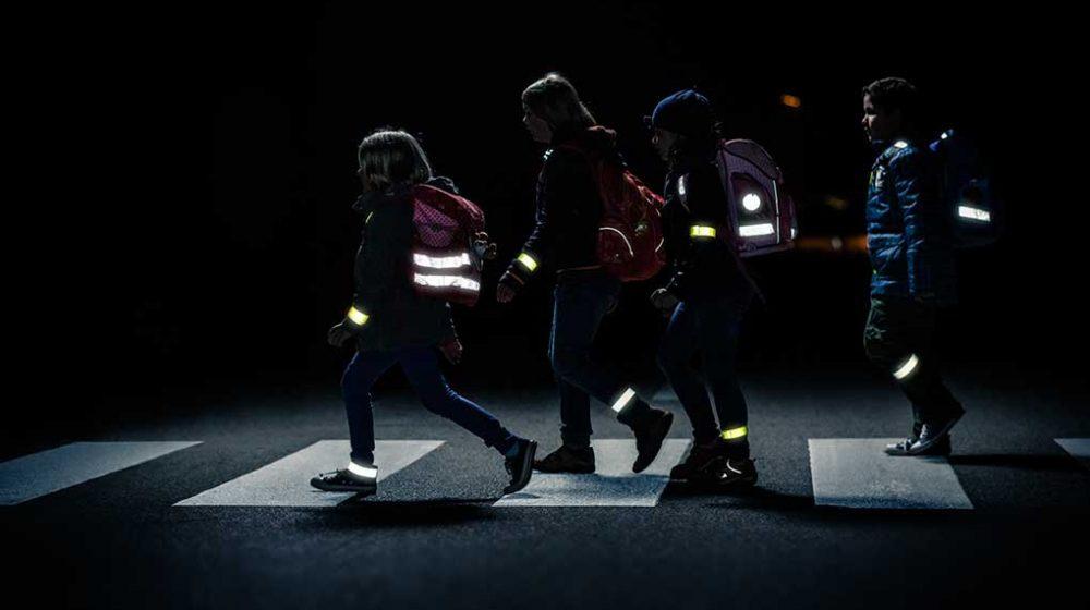 С 20 сентября ГАИ усилит контроль за пешеходами и велосипедистами в темное время суток