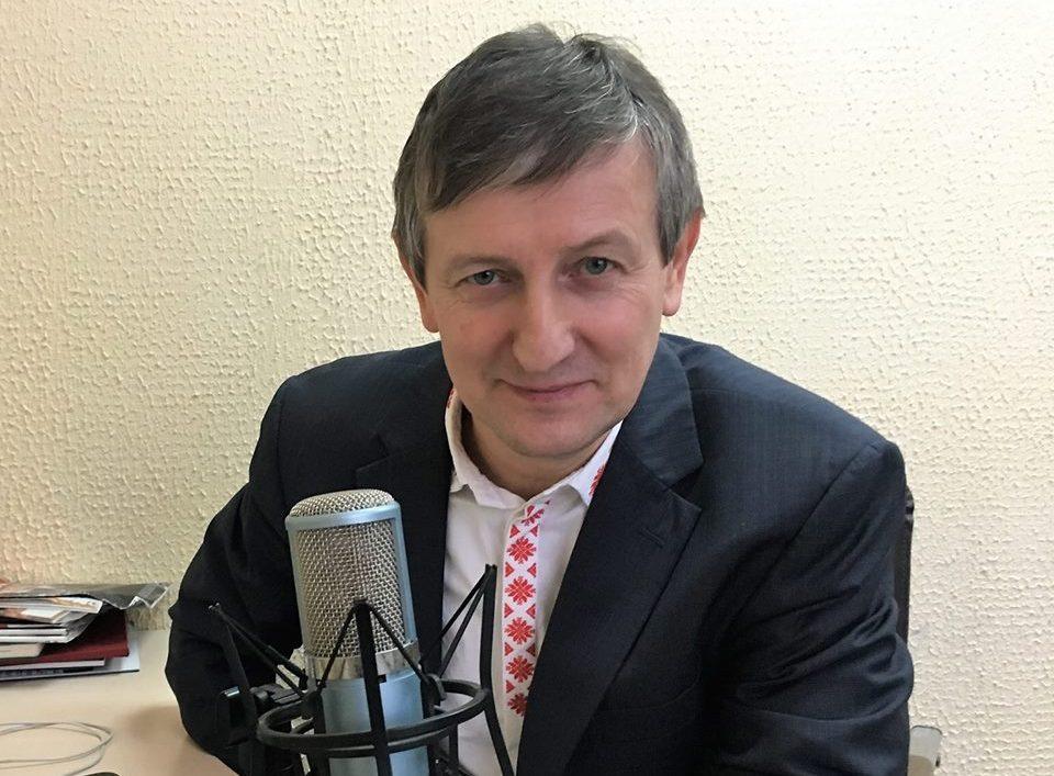 Ярослав Романчук. Фото: https://www.facebook.com/Jaroslav.Romanchuk/