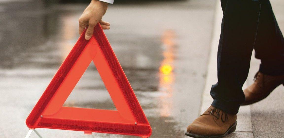 В Минске две машины сбили пешехода