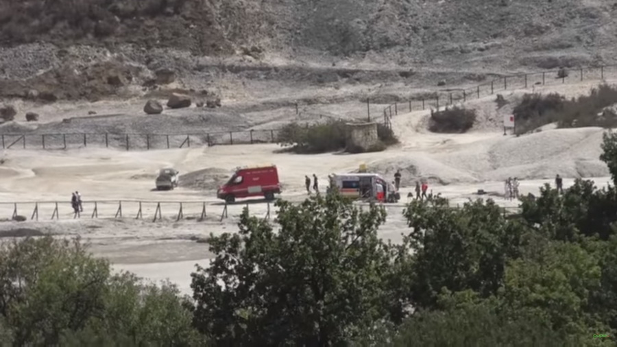В Италии семья из трех человек погибла в кратере вулкана