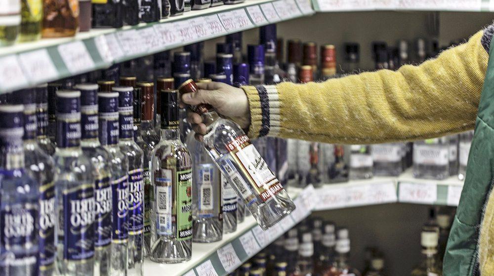 В Беларуси собираются полностью запретить продажу спиртного после 23.00