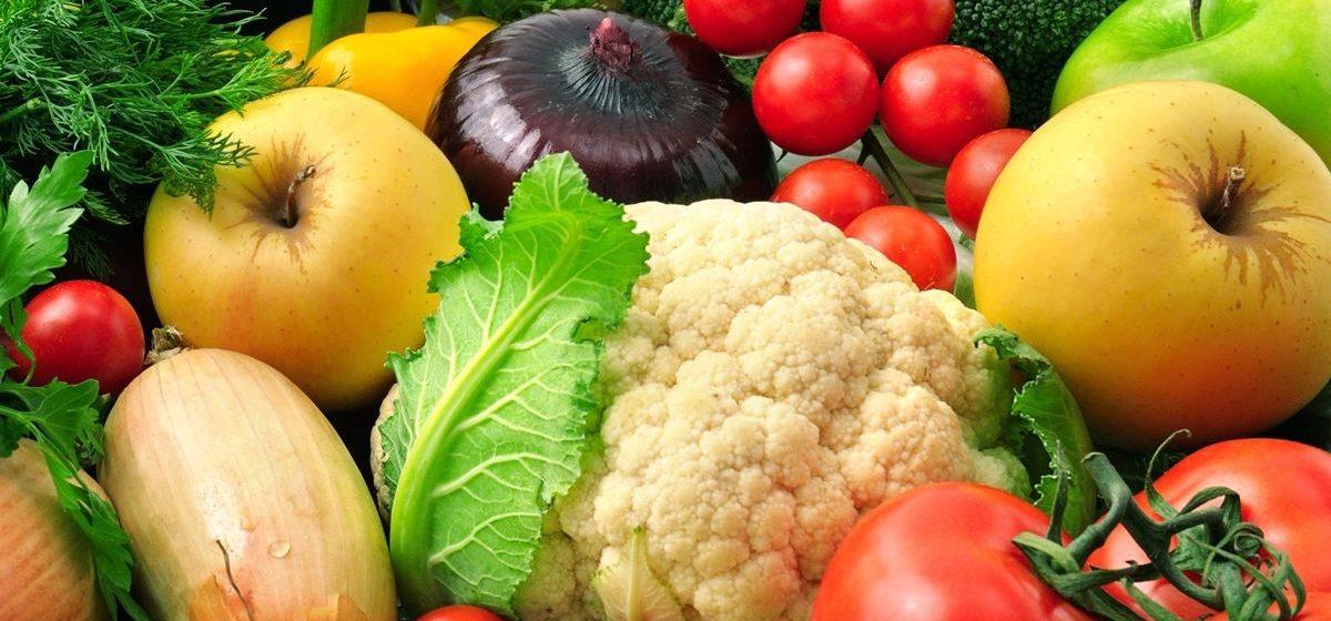 Как изменились цены на фрукты и овощи на барановичских рынках за год