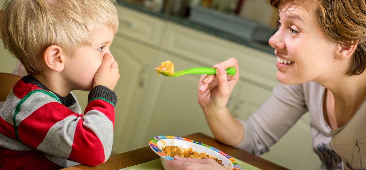 Что делать, если ребенок не ест – советы барановичских мам
