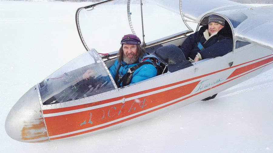 Известный путешественник Федор Конюхов будет учиться на пилота в Беларуси