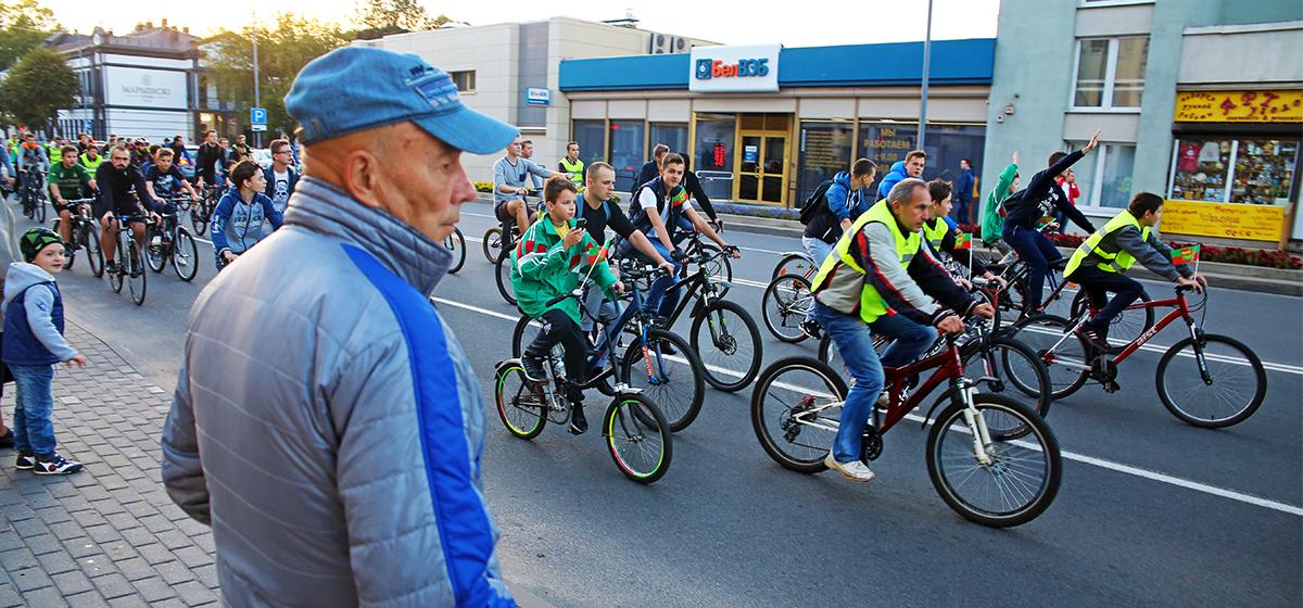 День без автомобиля, велопробег и ЭкоКвест. Как в Барановичах пройдет Европейская неделя мобильности
