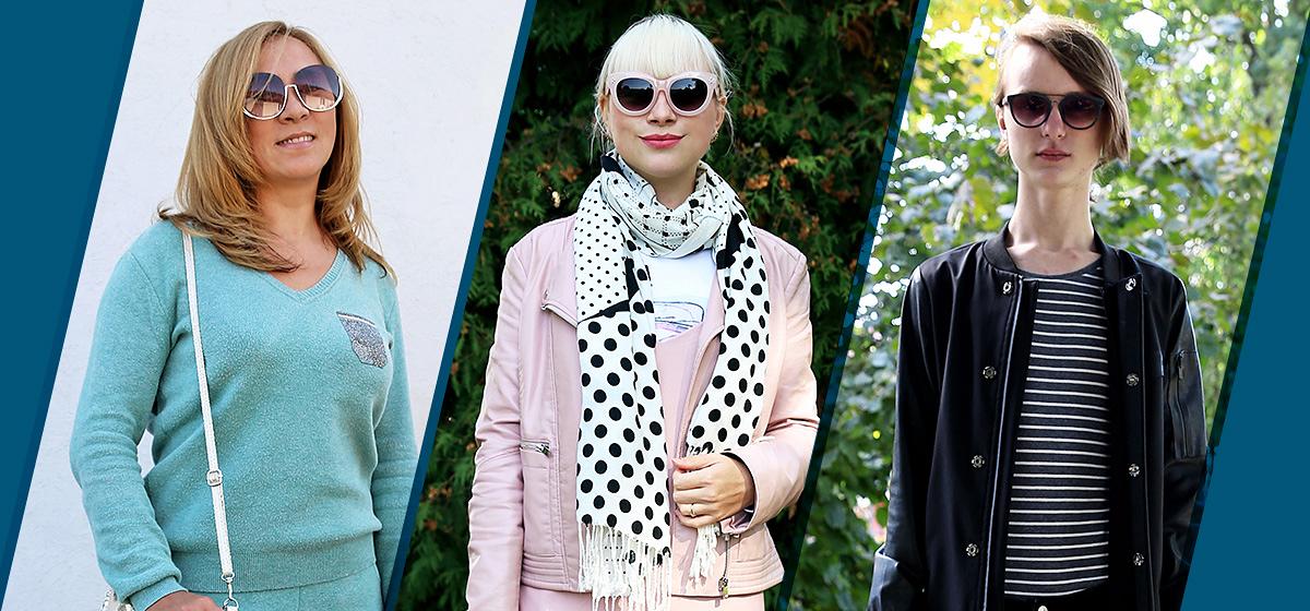 Модные Барановичи: Как одеваются модель, индивидуальный предприниматель и  мама в декрете