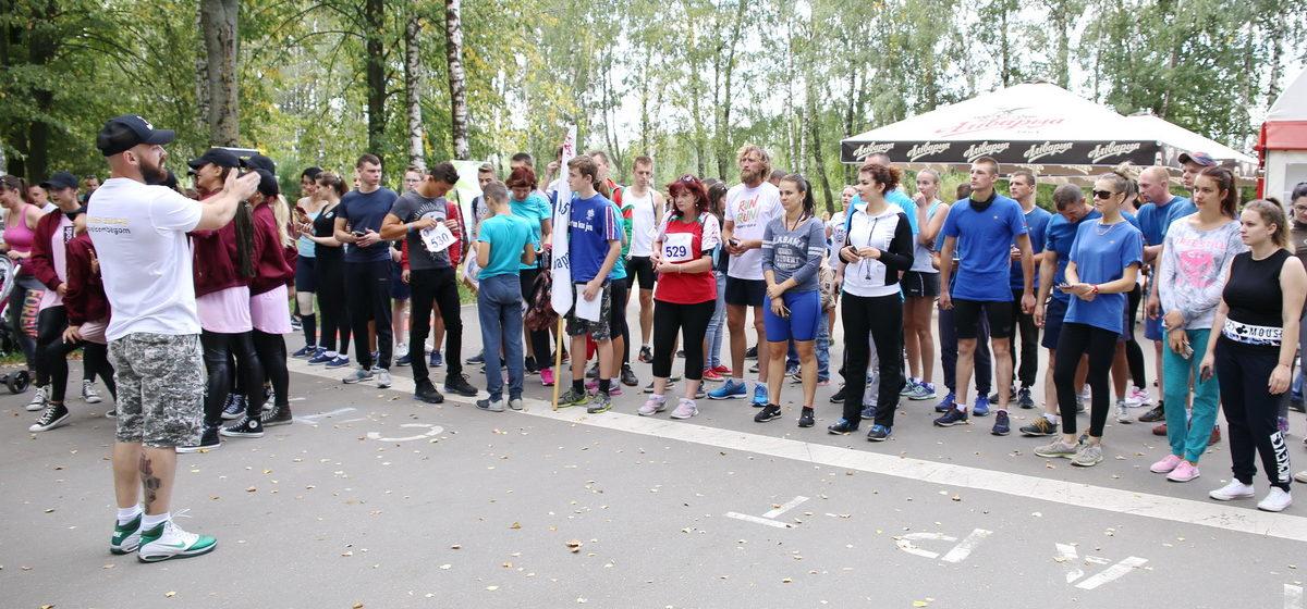 В Барановичах прошла благотворительная акция «Вызов 100000 #velcombegom»