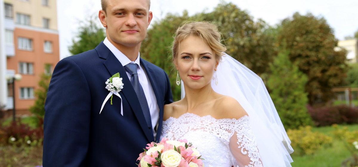 Свадебная пара недели: Евгений и Яна