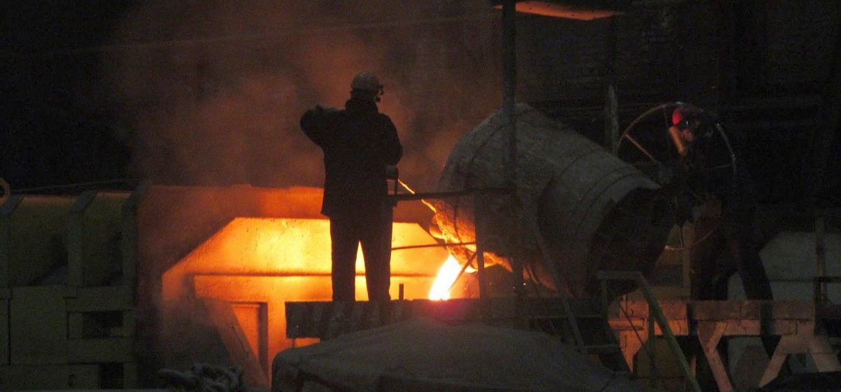 В Лунинце 33-летний плавильщик металла попал в реанимацию с ожогами