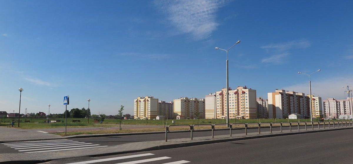 Когда в Барановичах в Боровках построят детский сад и школу