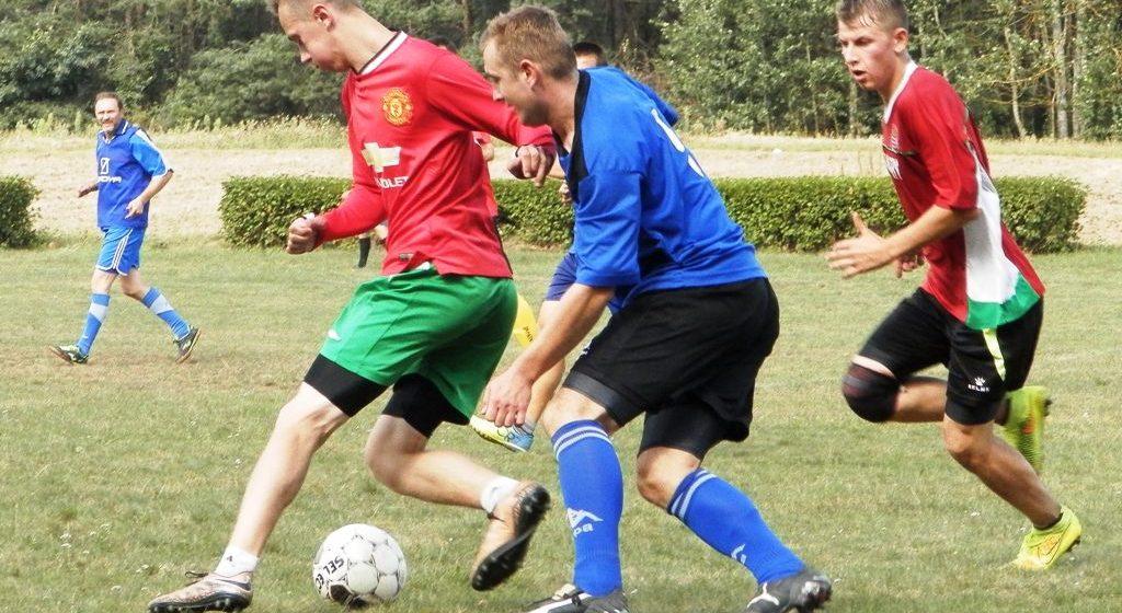 В Барановичах завершился 8-й сезон Любительской футбольной лиги
