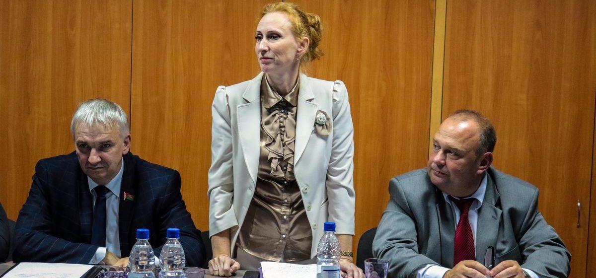 Как прошла встреча председателя Барановичского горисполкома с жителями Восточного микрорайона