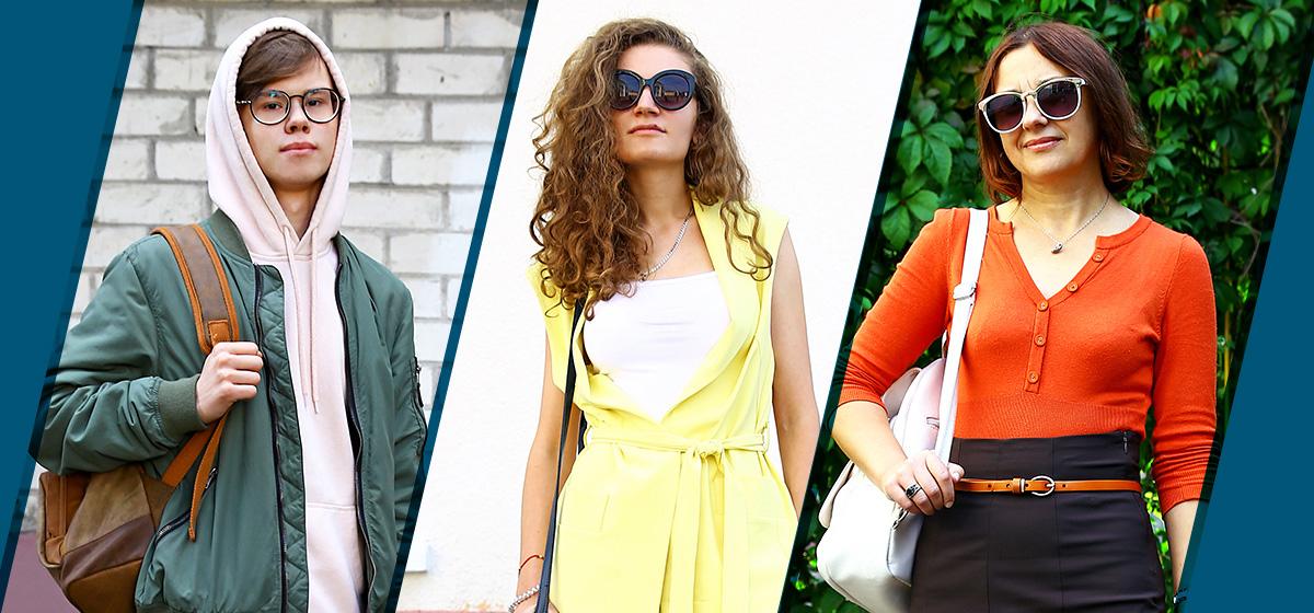 Модные Барановичи: Как одеваются студент, режиссер театра и педагог дополнительного образования