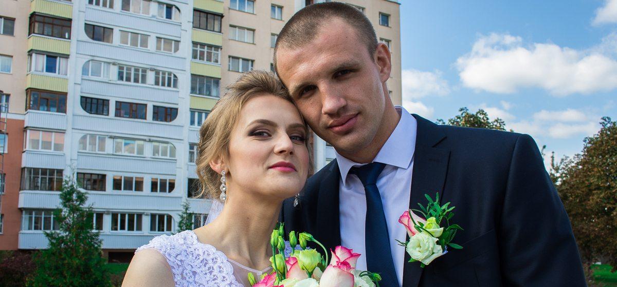 Свадебная пара недели: Наталья и Олег