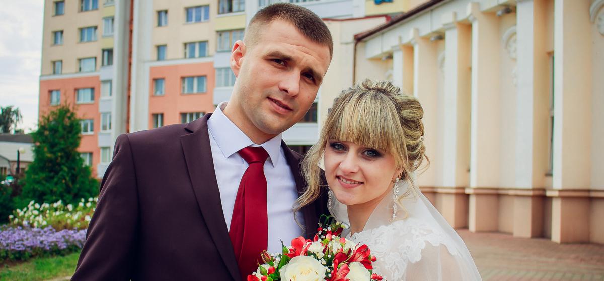 Свадебная пара недели: Сергей и Диана