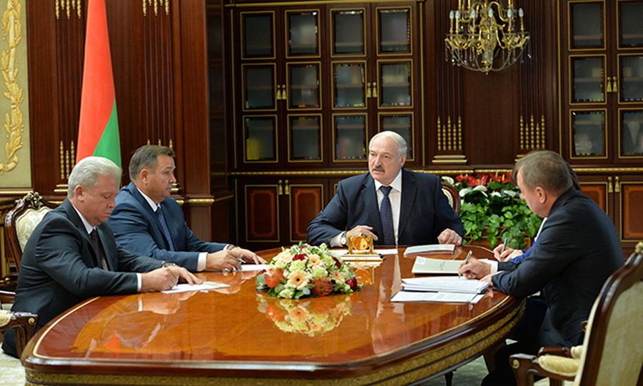 Лукашенко назначил нового министра Минприроды и руководителей районов