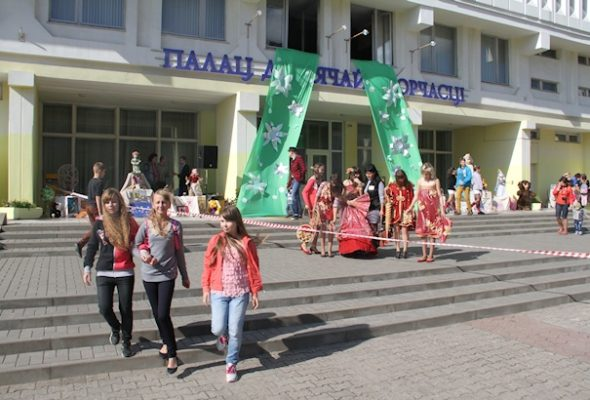 День открытых дверей пройдет во Дворце детского творчества в Барановичах