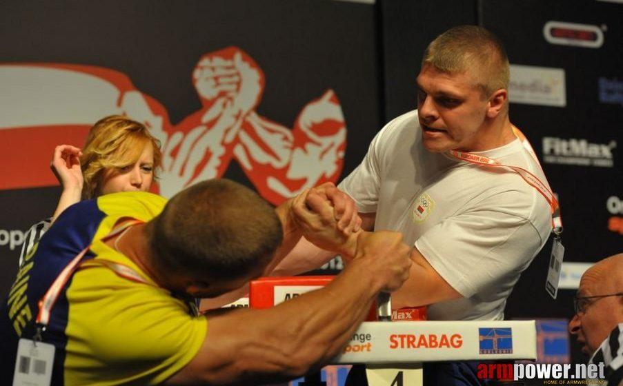 Барановичский атлет стал бронзовым призером на чемпионате мира по армрестлингу