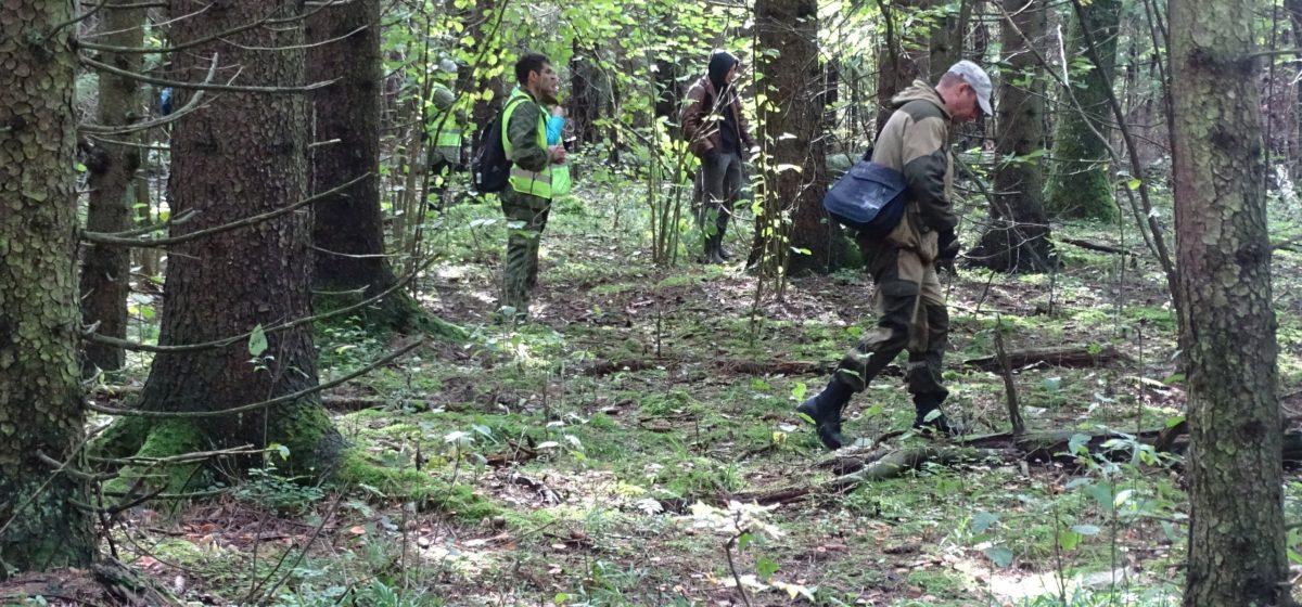 Максима Мархалюка ищут около 120 человек, в том числе спецназ и кинологи
