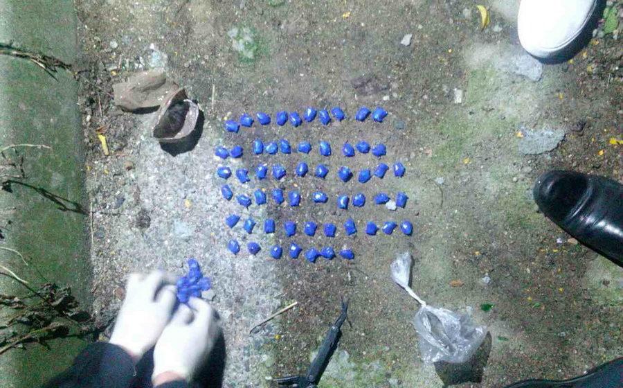 В Минске задержан житель Барановичей, который делал закладки опасных наркотиков