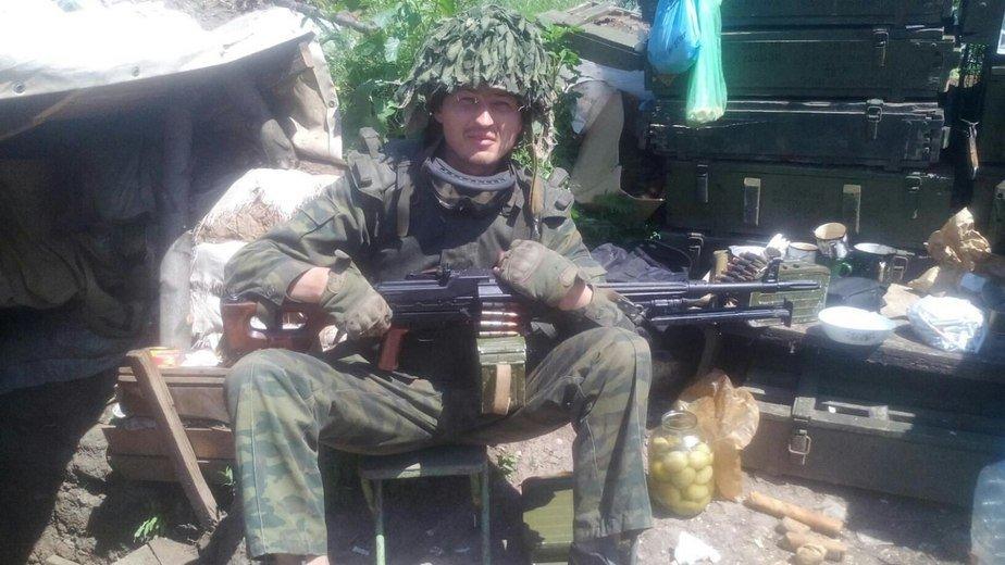 В Беларуси осужден боевик ДНР