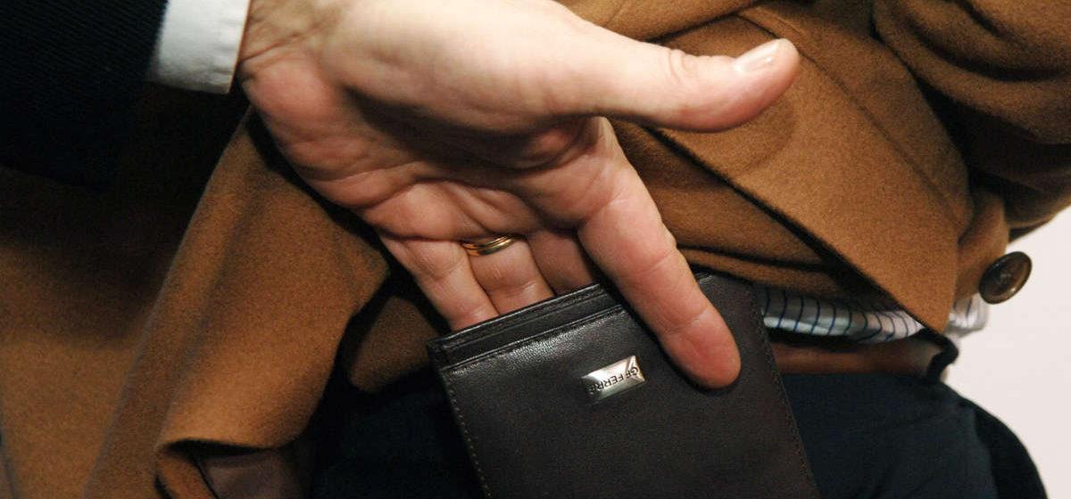 В Бресте осудили мужчину, который украл у туриста кошелек Louis Vuitton c 20 тысячами долларов