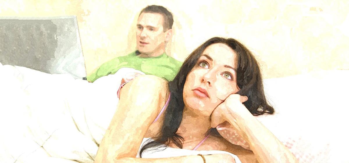 Отношения. Что делать, если жена не хочет худеть