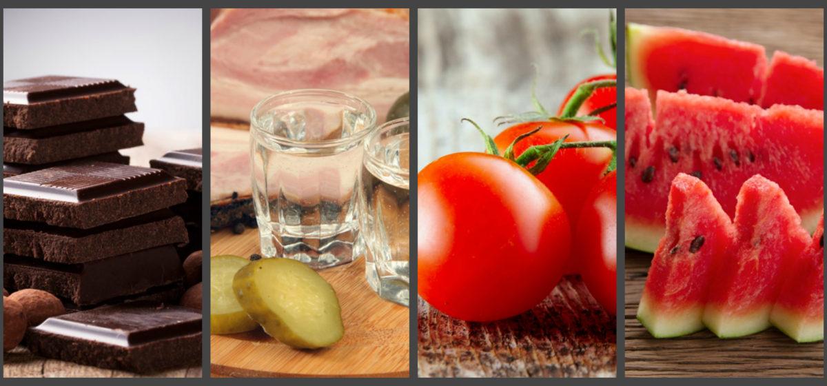 Одиннадцать продуктов, которые нельзя смешивать с алкоголем