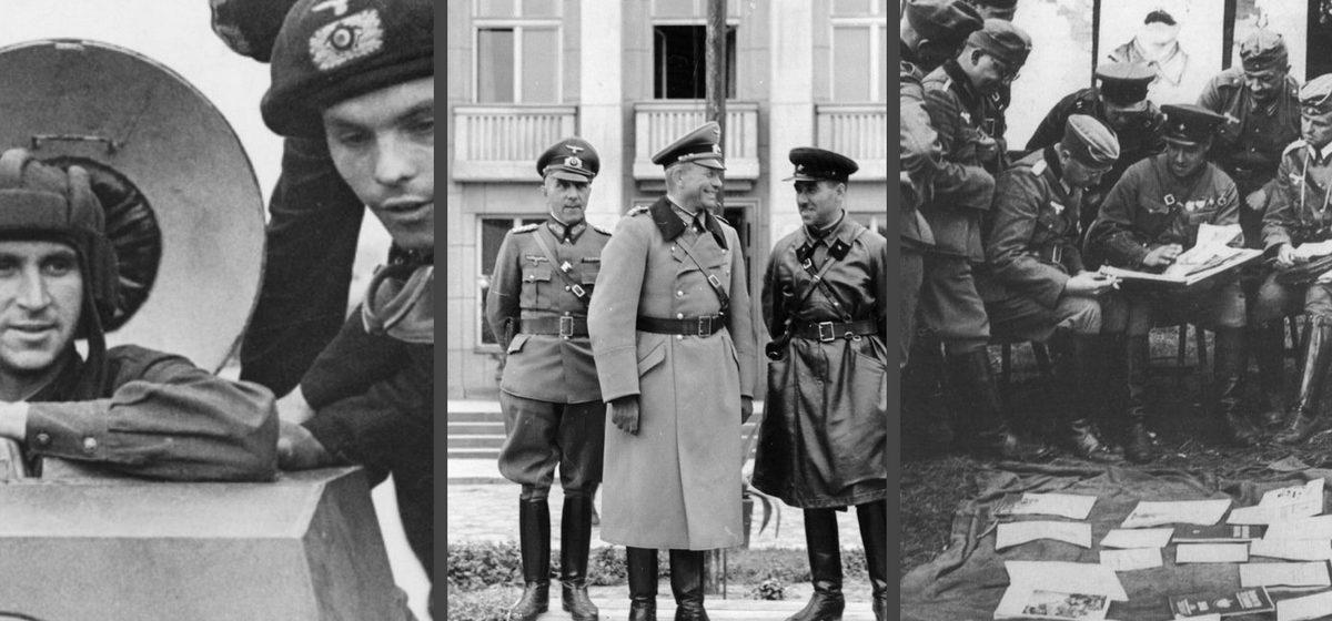 Совместный парад Красной армии и гитлеровских войск в Бресте: как это было