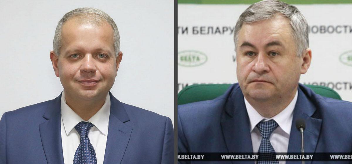 В Беларуси новые министры культуры и информации