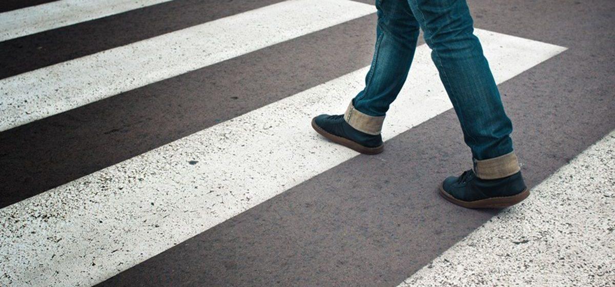В Барановичском районе за воскресенье оштрафовали 17 пешеходов и велосипедистов, нарушивших ПДД
