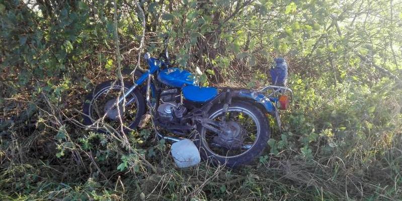 Под Каменцем лоб в лоб столкнулись два мотоцикла