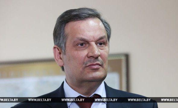 Калинин: Инфляция в Беларуси на историческом минимуме, за девять месяцев — 2,7%
